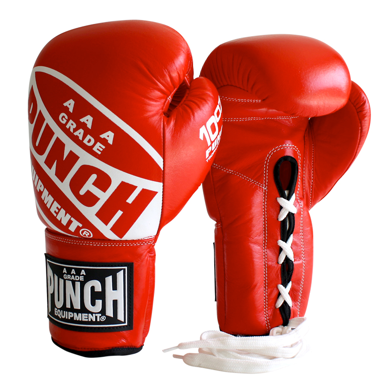 Boking Gloves: Lace Up Boxing Gloves Australia - Competition
