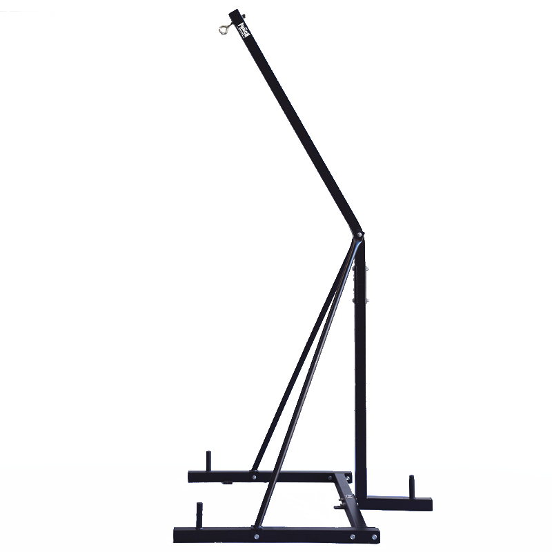 Side profile of Urban Boxing Bag Stand