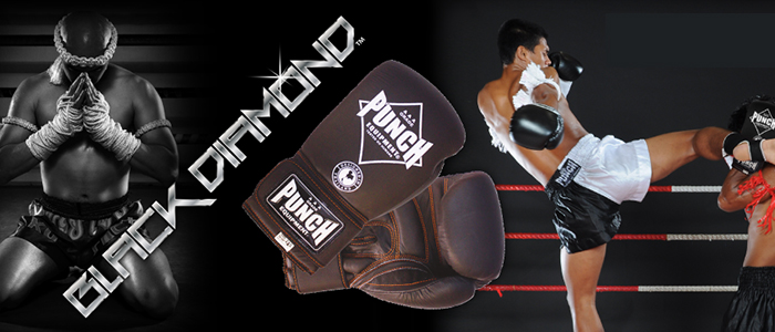 Buy Black Diamond Boxing Gloves