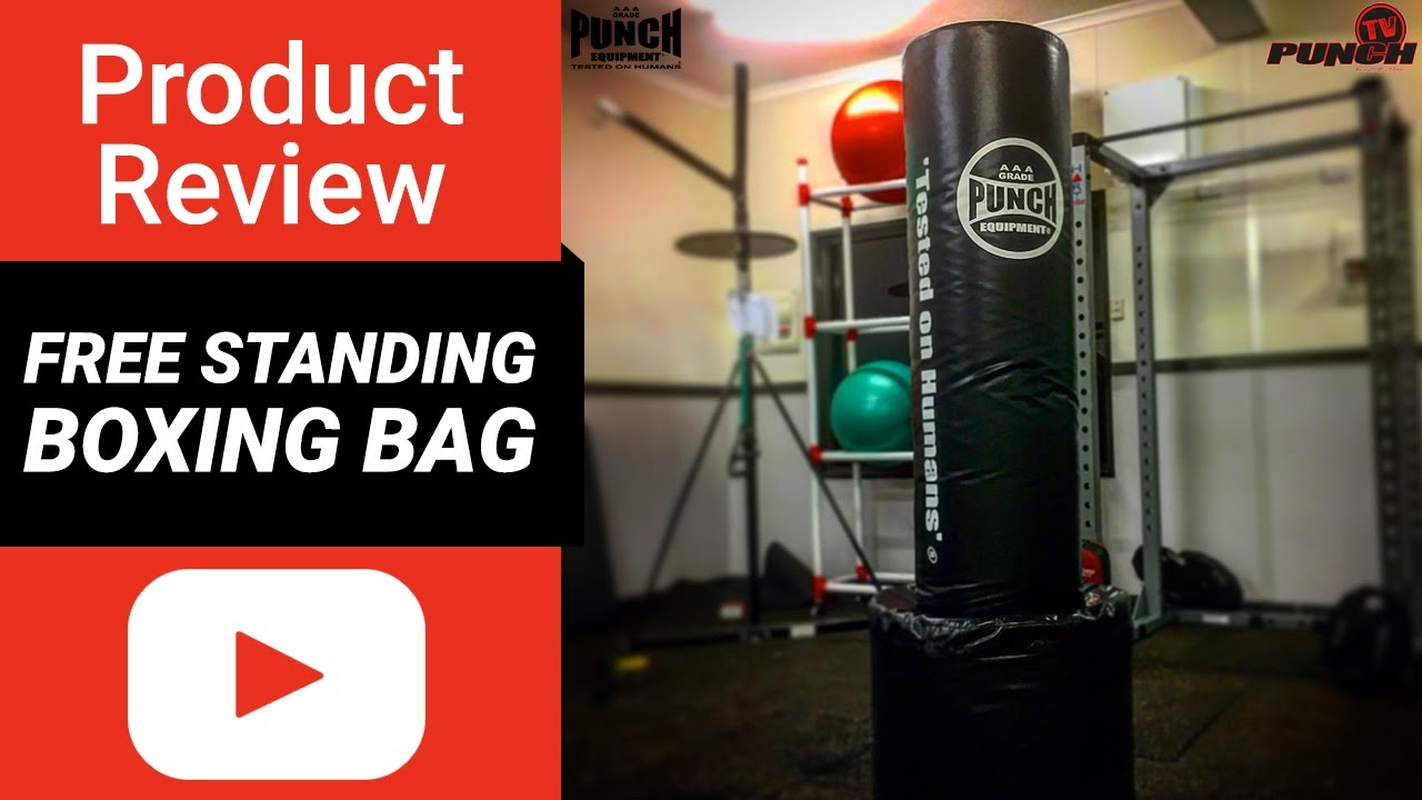 Free Standing Boxing Bag Review Why Choose Punch