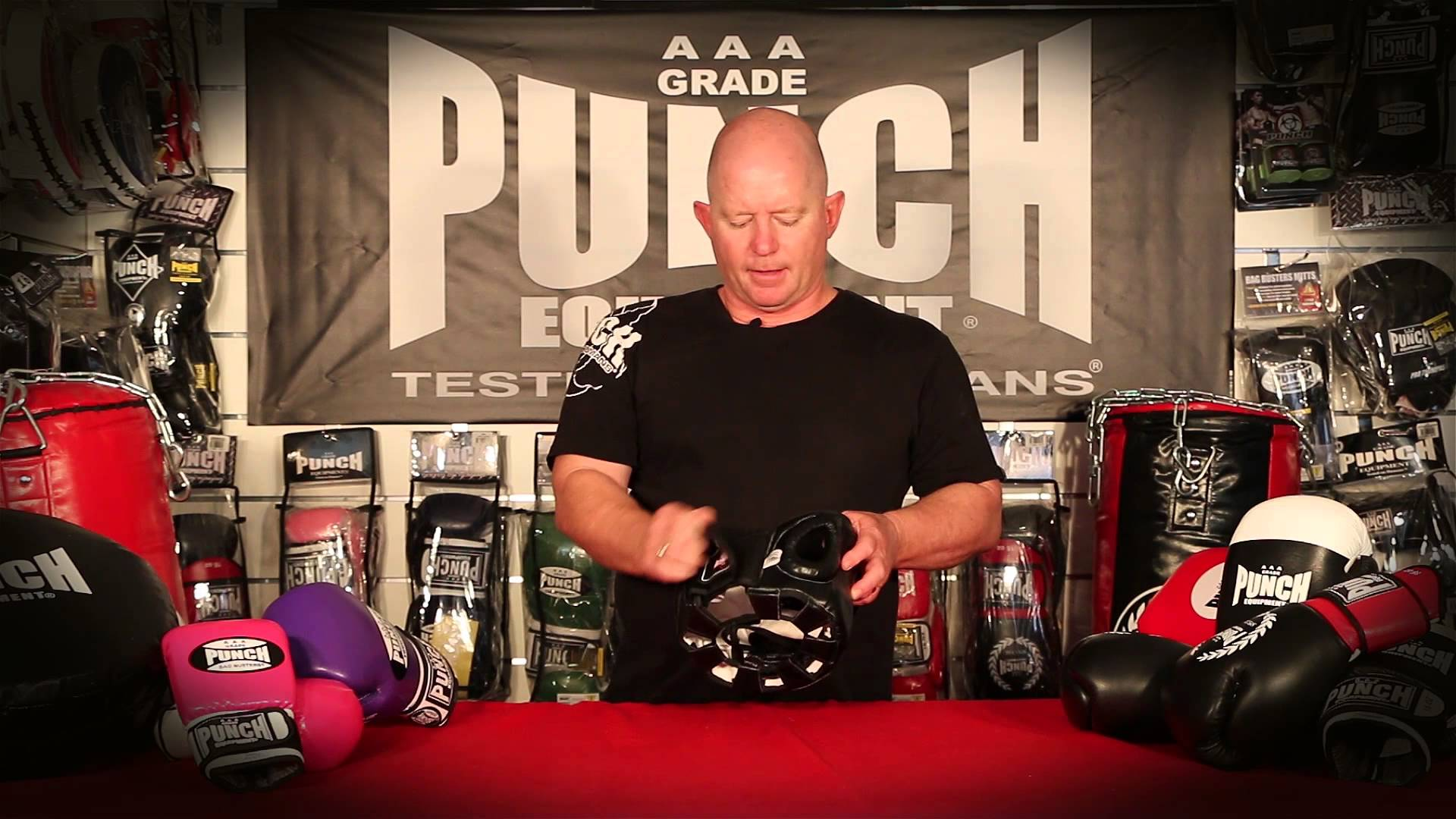 Black Diamond Boxing Head Gear Product Review