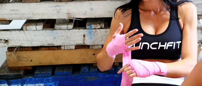 Boxing Hand Wrap Instructions