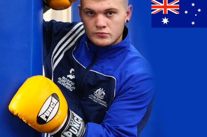 Daniel Lewis Boxing