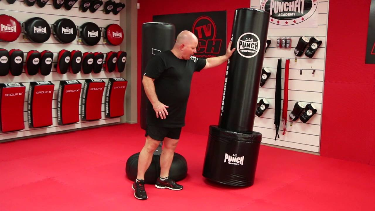 Free Standing Boxing Bag Product Review