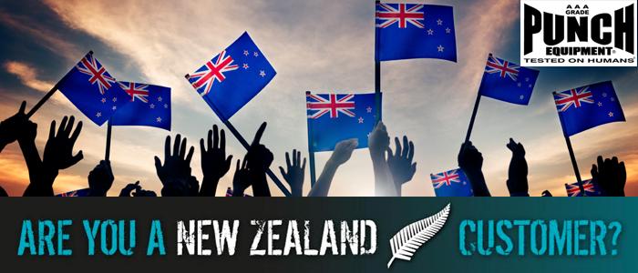 Punch Equipment New Zealand Boxing Supplier