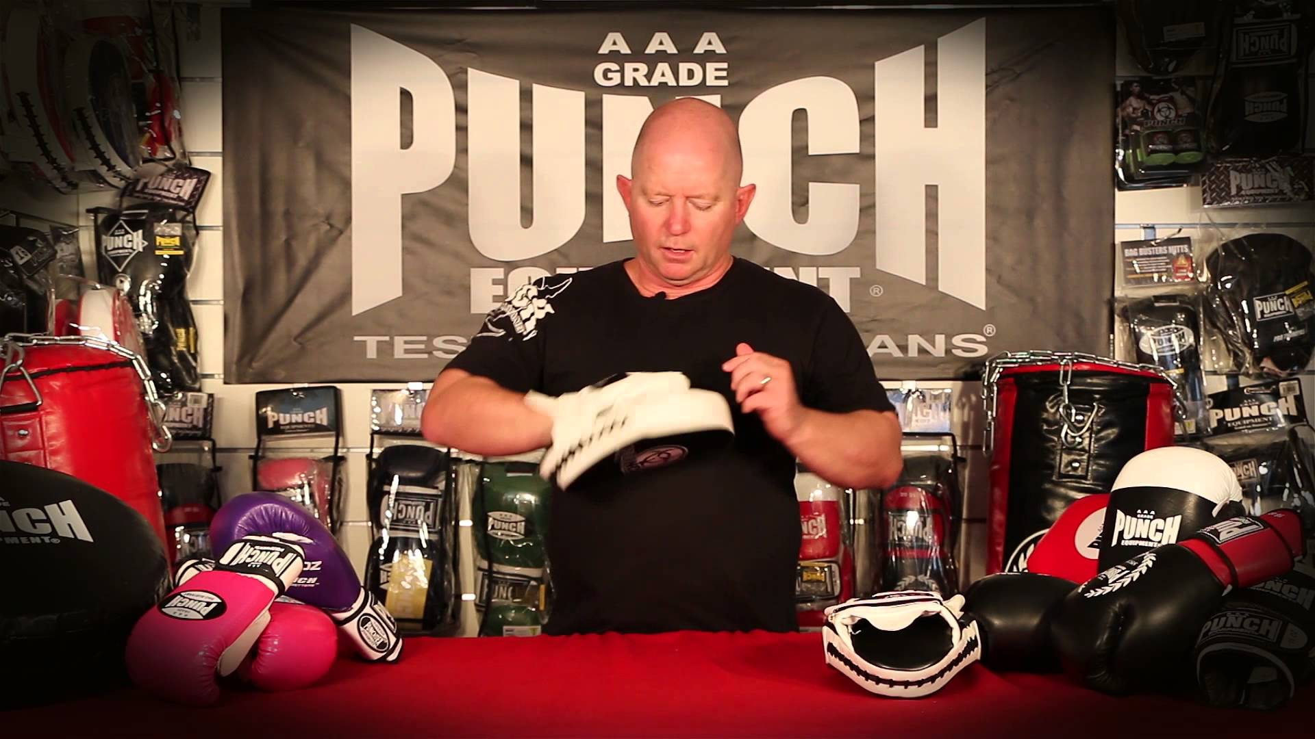 Urban Boxing Focus Pads – Product Review