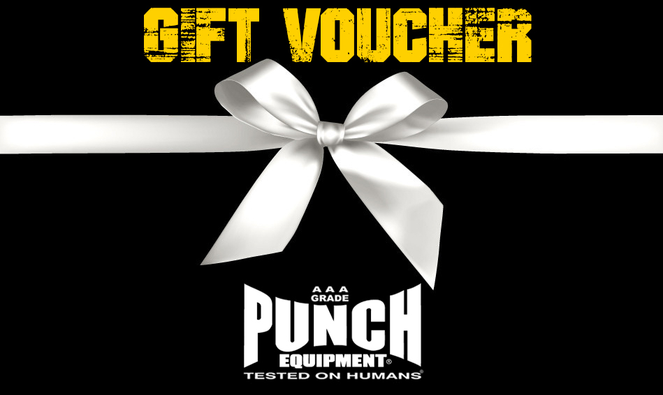 Punch Equipment Gift Voucher