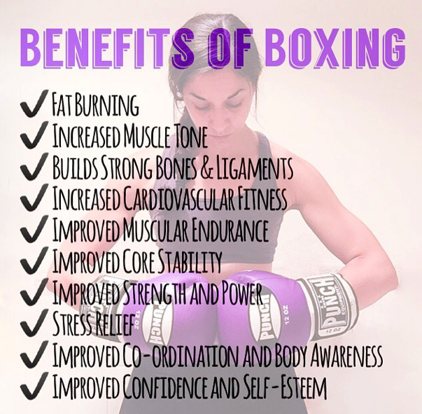 Best Benefits of Boxing