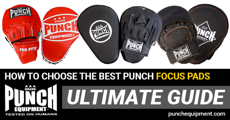 Best Punch Focus Boxing Pads