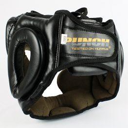 Urban Full Face Boxing Head Gear – Rear Profile