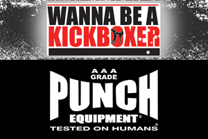 Wanna Be A Kickboxer