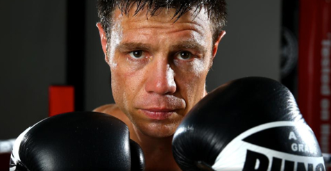 Gold Coast Boxer Michael Katsidis