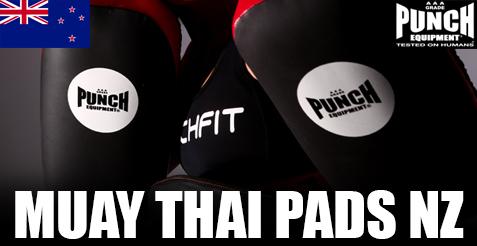 Muay Thai Pads NZ