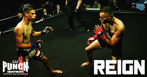 Reign Fighting Mma November 2016