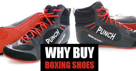 Why do you need boxing shoes?