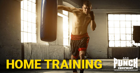 Home training Boxing equipment guide