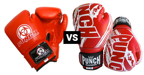 Kids Urban Vs AAA Mini Junior Boxing Gloves