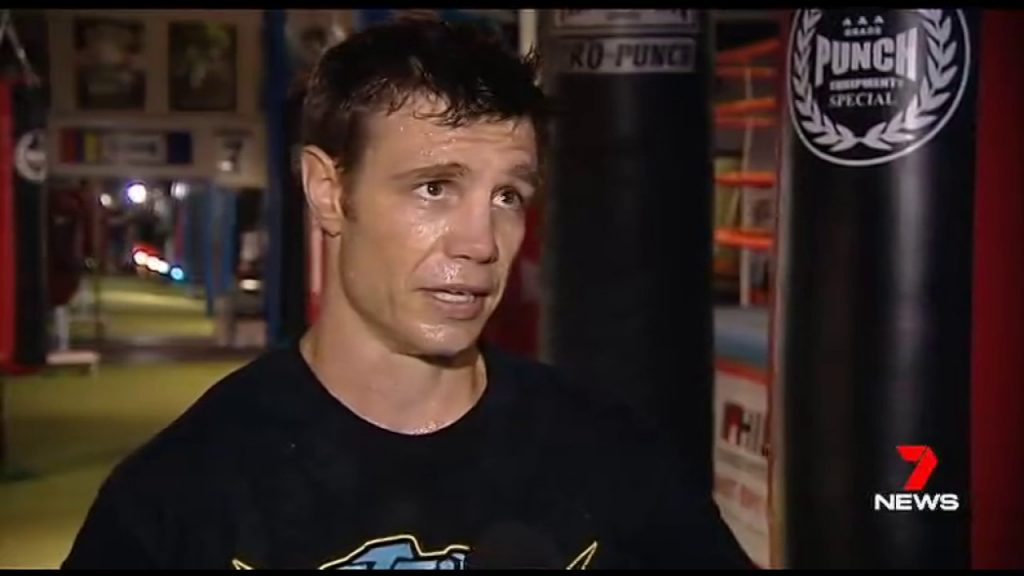 Michael Katsidis Returns To The