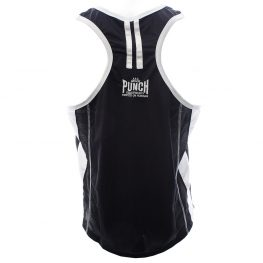 Black-Boxing-Singlet-Back