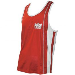 Punch Red Singlet