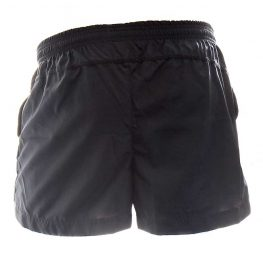 Unisex-Short-Leg-Training-Shorts-Black-Back