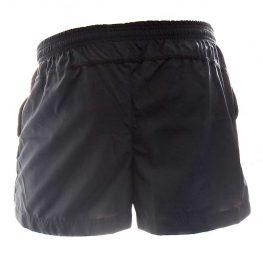 Unisex-Short-Leg-Training-Shorts-Black-Back