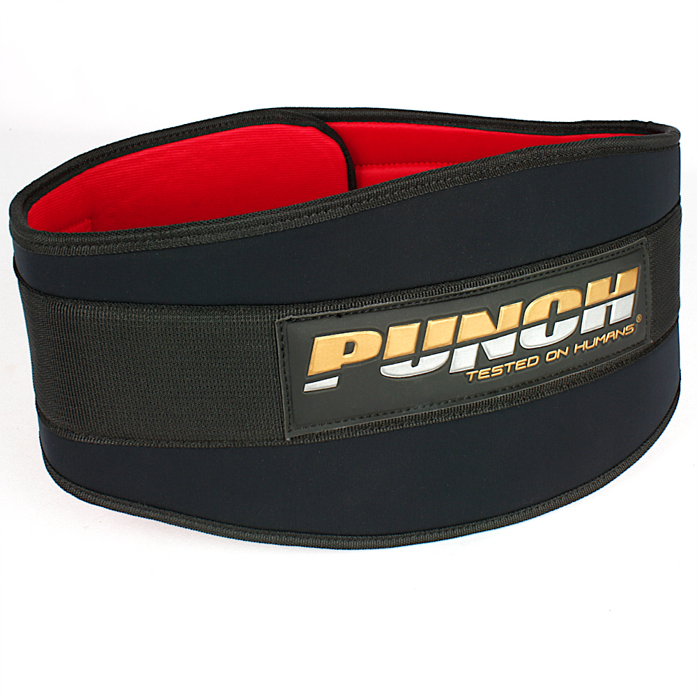 Neoprene Weight Lifting Belt 2020