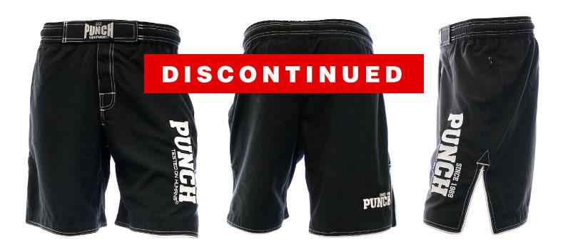 Punch Circa MMA Shorts