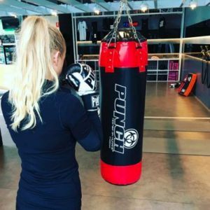 Red Black Boxing Bag Online