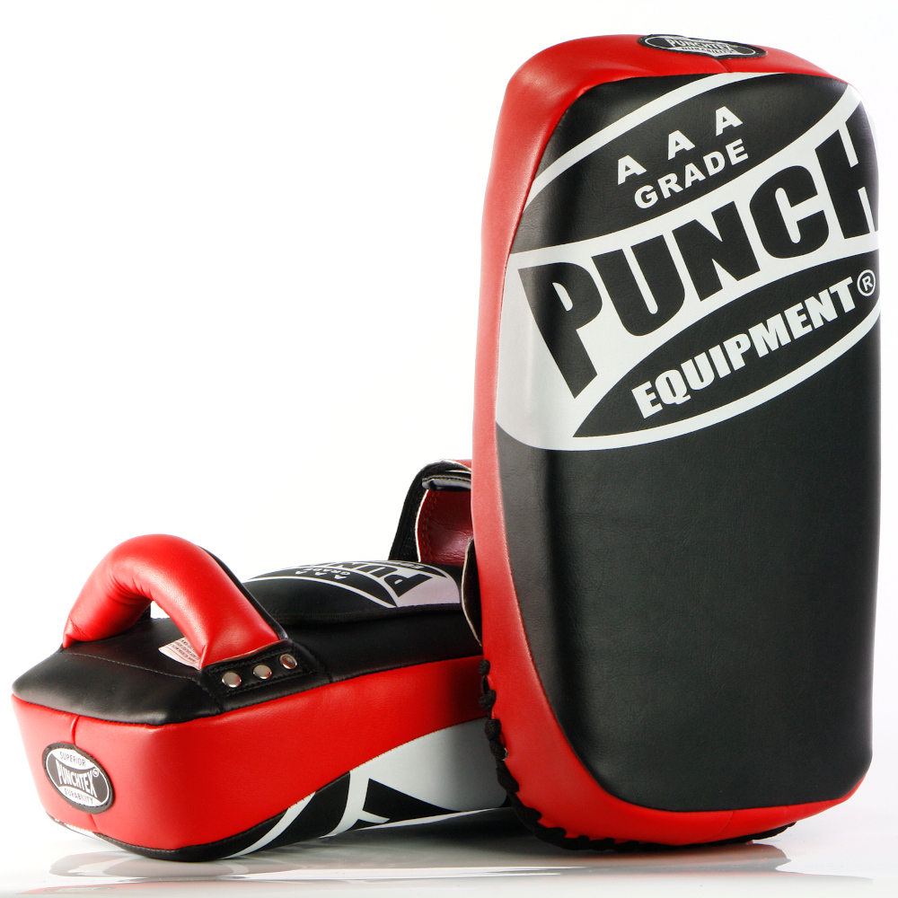 Aaa Curved Thai Pads Red 1 2020