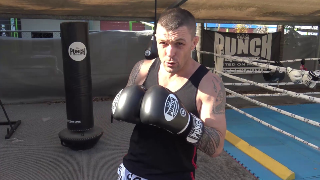 John Wayne Parr – Mexican Floor to Ceiling Ball Training