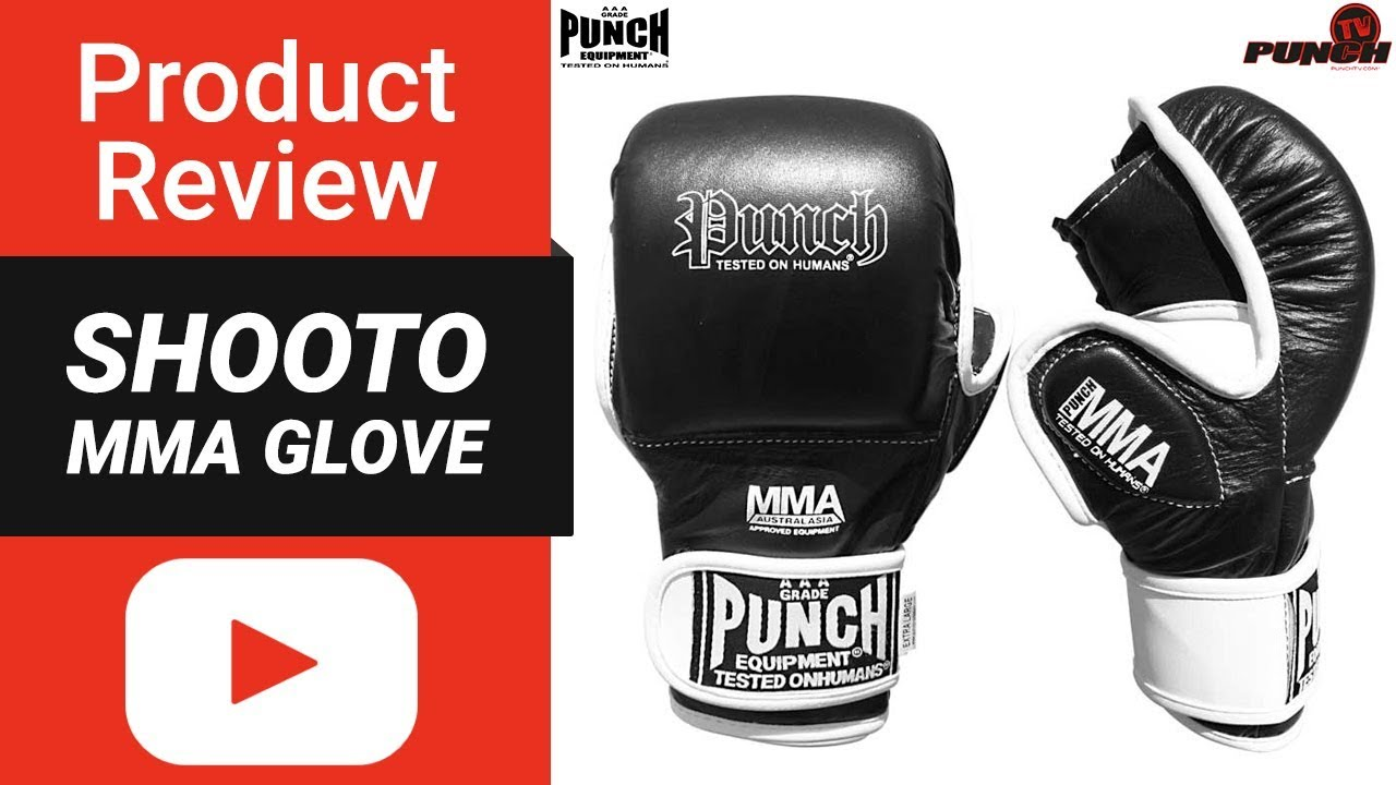 MMA Sparring Glove Review
