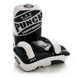 Punch Curved Thai Pads White