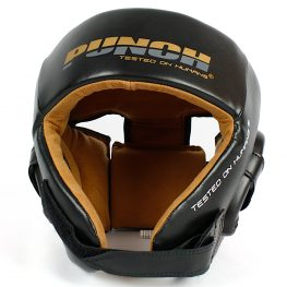Black Urban Open Face Headgear W V30 2020