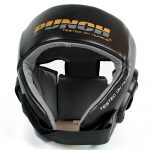 Black Urban Open Face Headgear W V30 2021