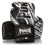8oz Youth Boxing Gloves in black