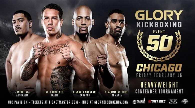UFC Glory Kick Boxing