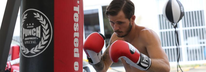 Heavy Boxing Bag