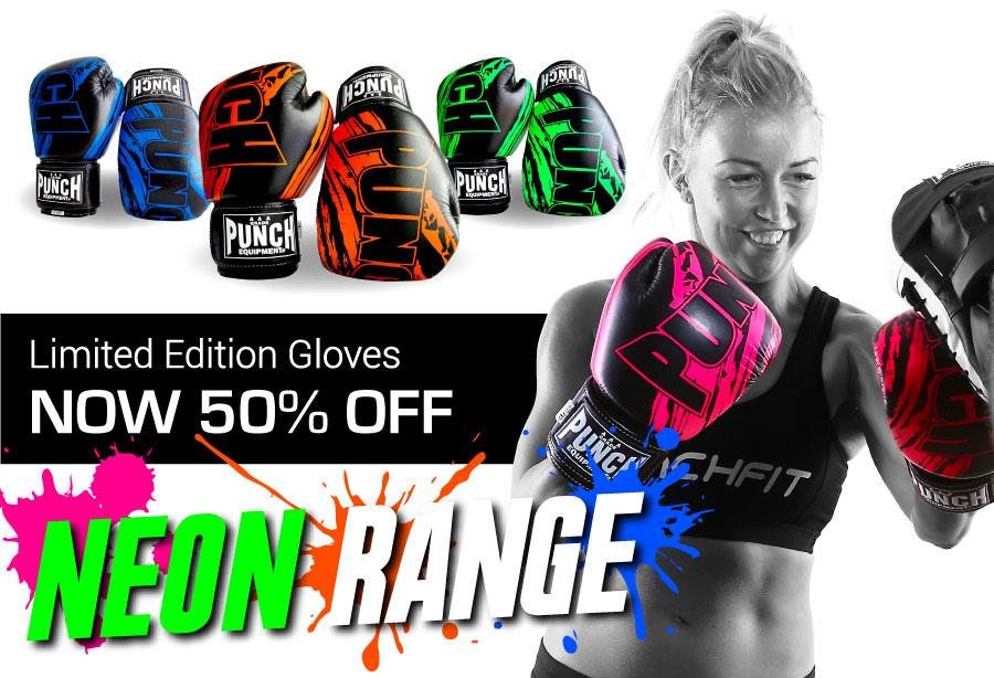 Neon Boxing Range