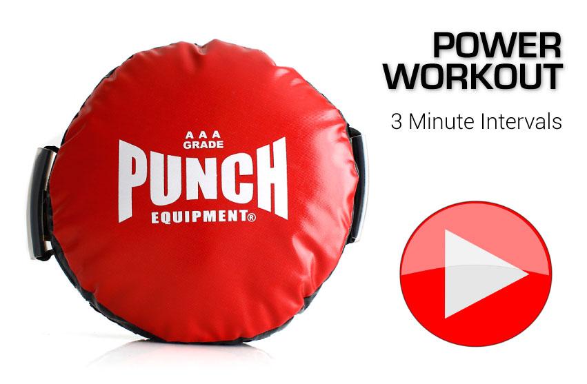 Round Shield Workout Videos