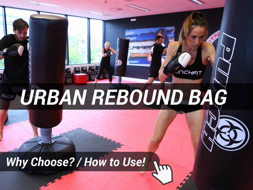 Rebound Boxing Bag?!? What is it?