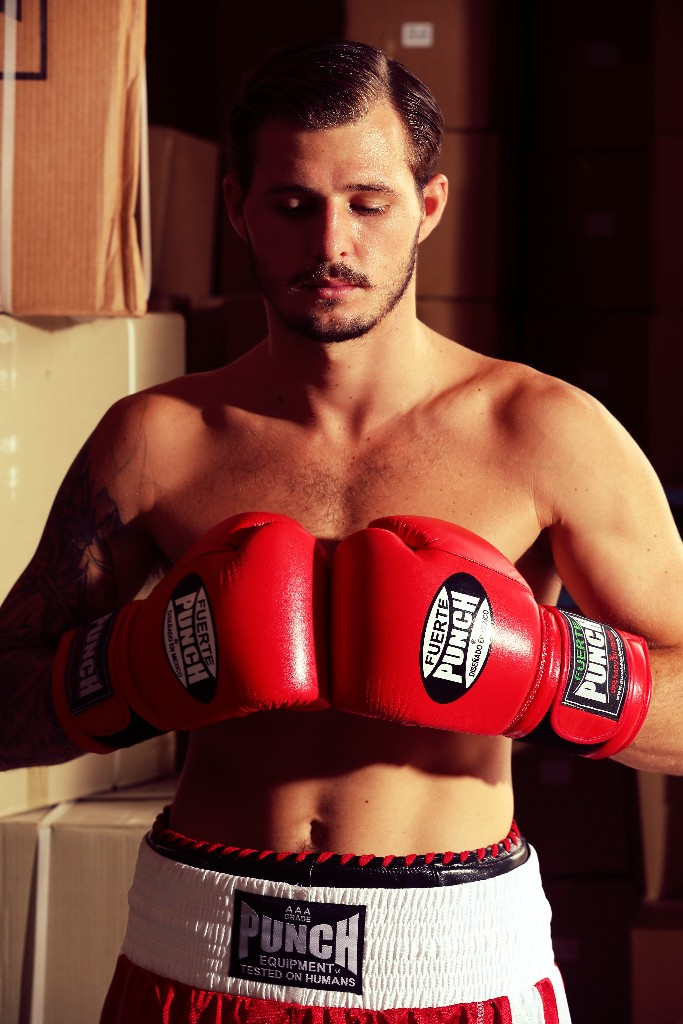 Black is BACK! – Mexican 'Fuerte' Boxing Gloves