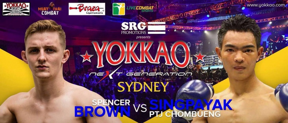 Yokkao Next Generation Sydney May26th 2018