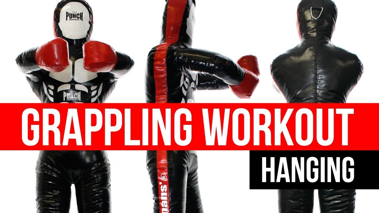 How to use the Punch® Boxing Bag / Grappling Dummy