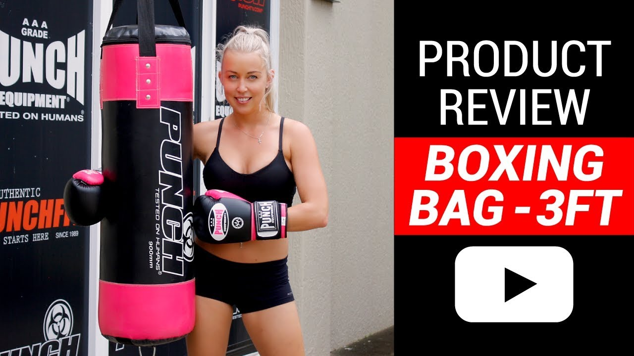 3ft Boxing Bag Review