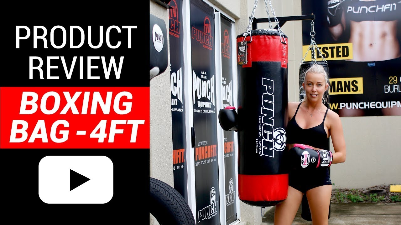 4ft Boxing Bag Review