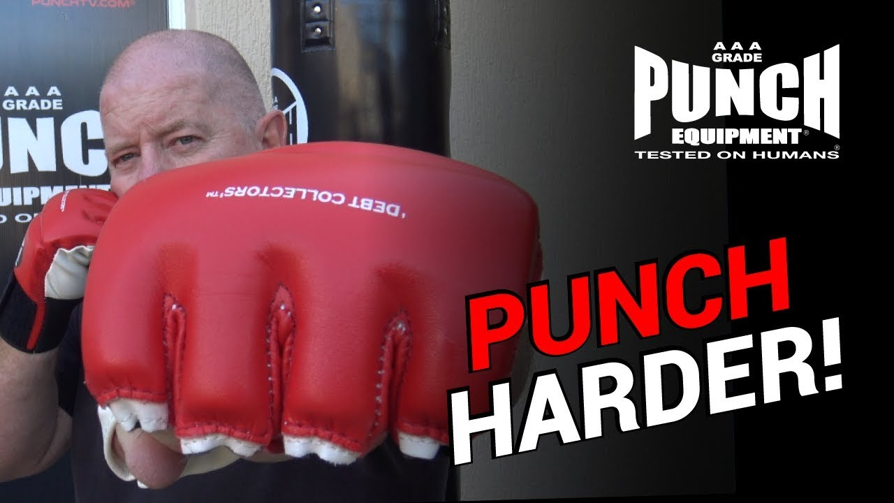 How to Punch HARDER!