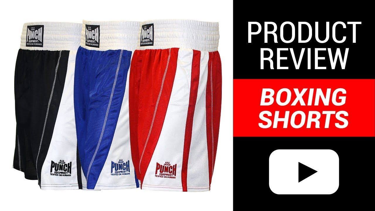 Boxing Shorts (International) Review