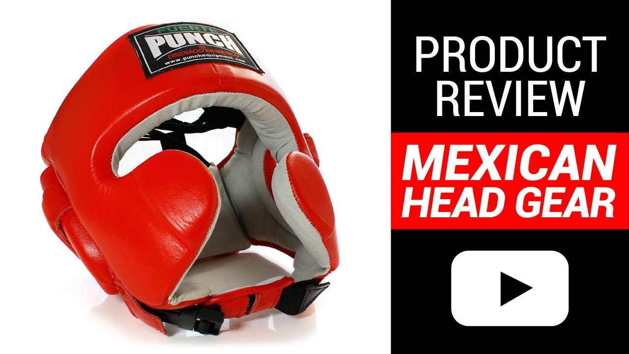 Mexican 'Fuerte' Pro Boxing Headgear – Product Review