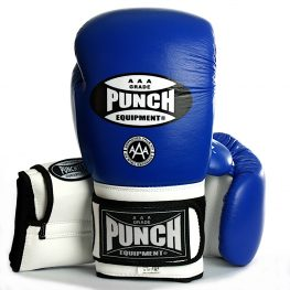 Punch Gloves Blue